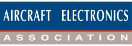 Aircraft Electronic association-logo