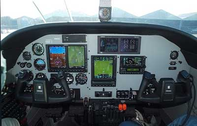 after upgrade Cessna T303