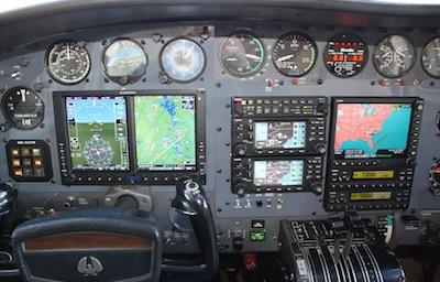 avionic controls